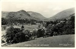 GENERAL VIEW OF GRASMERE