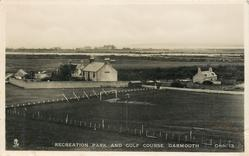 RECREATION PARK AND GOLF COURSE