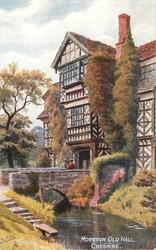 MORETON OLD HALL, CHESHIRE