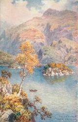 ELLEN'S ISLE LOCH KATRINE