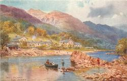 PITLOCHRY, THE FERRY