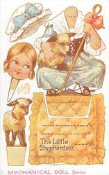 THE LITTLE SHEPHERDESS