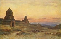 THE TOMBS OF THE CALIPHS