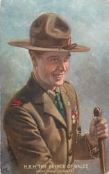 CHIEF SCOUT OF WALES