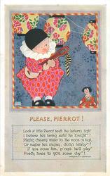 PLEASE, PIERROT!