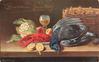game bird, lobster, cauliflower, wine