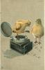 two chicks and inkwell