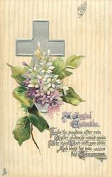 A JOYFUL EASTERTIDE  lilac