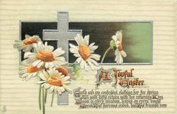 A JOYFUL EASTER  daisies