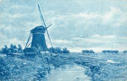 DUTCH MILL