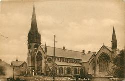 CHRIST CHURCH AND THE MANSE