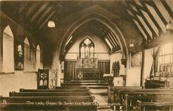 THE LADY CHAPEL, ST. JAMES THE GREAT CHURCH