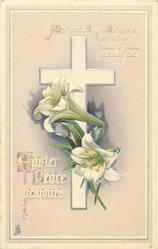 EASTER PEACE BE YOURS, Easter lilies