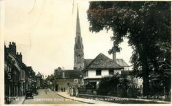 HARTFORD ROAD AND TRINITY CHURCH