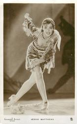 JESSIE MATTHEWS  full length dance study