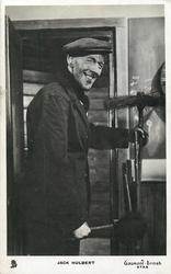JACK HULBERT  as chimney sweeper