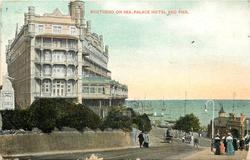 PALACE HOTEL AND PIER