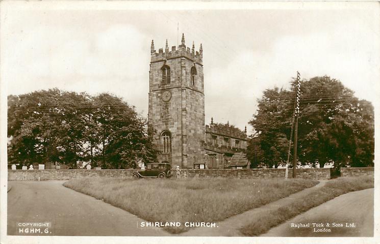 SHIRLAND CHURCH