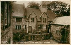 13TH CENTURY COURTYARD, THE HALL