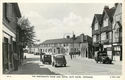 THE PORTSMOUTH ROAD AND ROYAL HUTS HOTEL