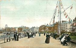 THE PROMENADE, EAST END