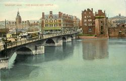THE BRIDGE AND CASTLE