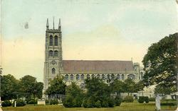 PORTSMOUTH, KINGSTON CHURCH