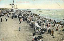 SOUTHSEA THE BEACH