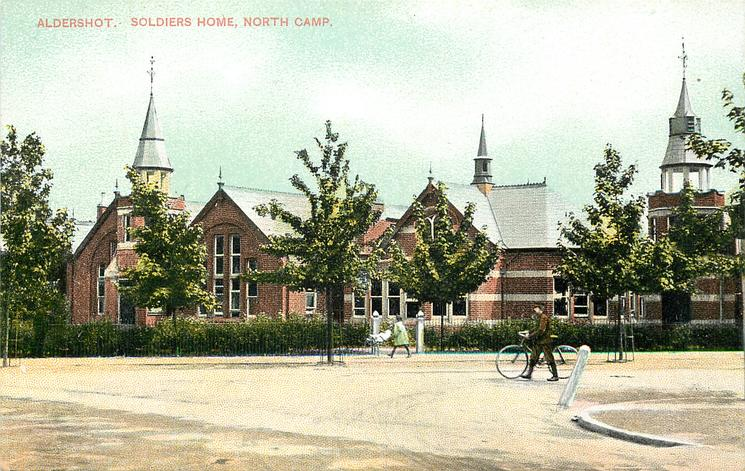 SOLDIERS HOME NORTH CAMP