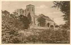 GRESSINGHAM CHURCH