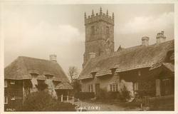 GODSHILL (I.OF.W.)  church