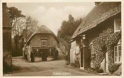 GODSHILL (I.OF.W.)  village ARTS & CRAFTS shop