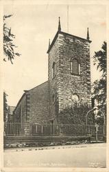 ST. THOMAS 'S CHURCH, Tuck error for ST. THOMAS '