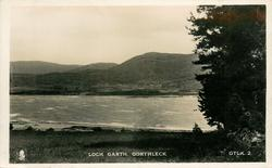 LOCH GARTH, GORTHLECK