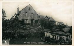 SCHOOL HOUSE, ERROGIE