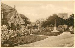 THE CHURCH AND WAR MEMORIAL