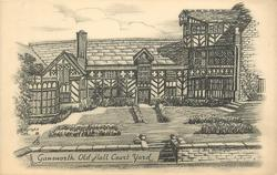 OLD HALL COURT YARD