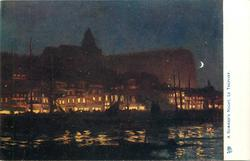 A SUMMER'S NIGHT, LE TREPORT