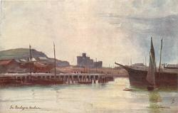 IN BOULOGNE HARBOUR