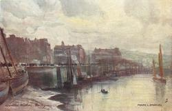 UNSETTLED WEATHER, BOULOGNE