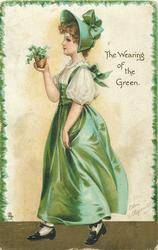 THE WEARING OF THE GREEN.