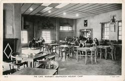 THE CAFE, WARNER'S SOUTHLEIGH HOLIDAY CAMP