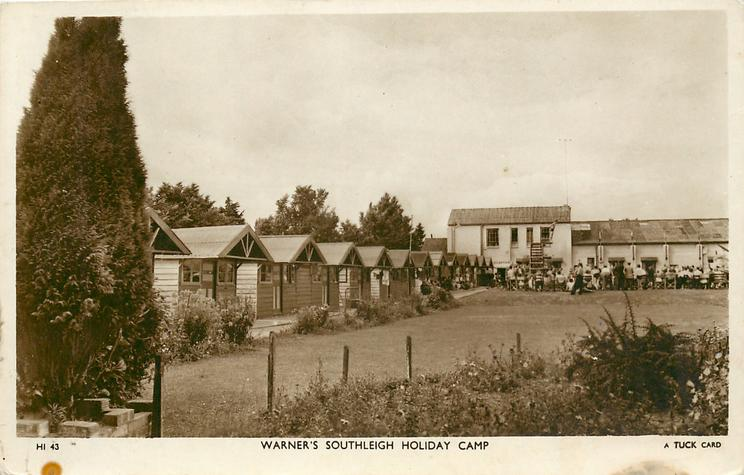 WARNER'S SOUTHLEIGH HOLIDAY CAMP