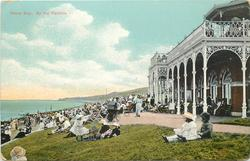 BY THE PAVILION
