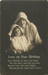 LOVE ON YOUR BIRTHDAY