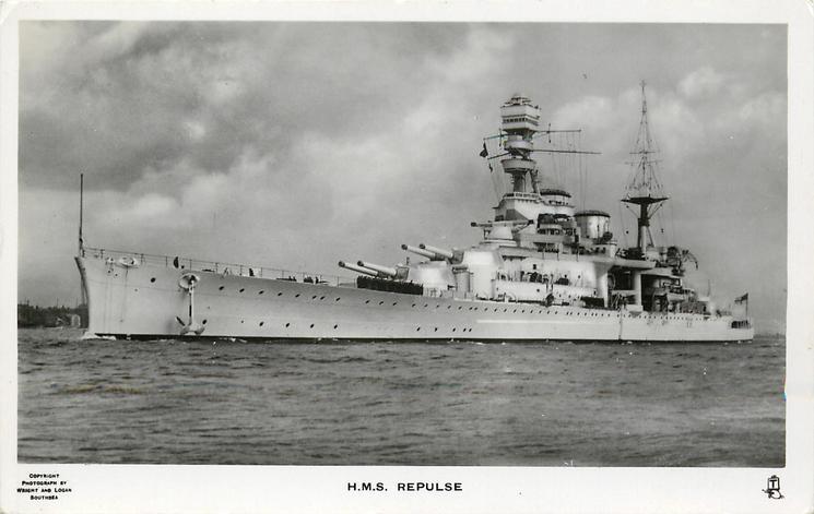 H.M.S. REPULSE