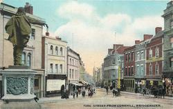 FORE STREET FROM CORNHILL