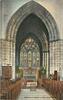 INTERIOR OF PARISH CHURCH