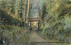 TENNYSONS BRIDGE