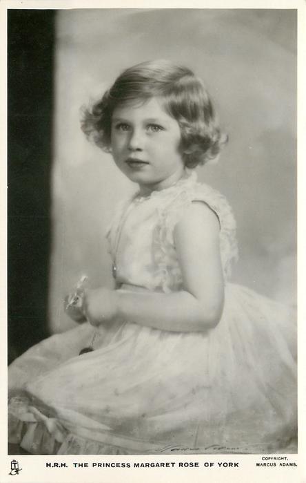 H.R.H. THE PRINCESS MARGARET ROSE OF YORK